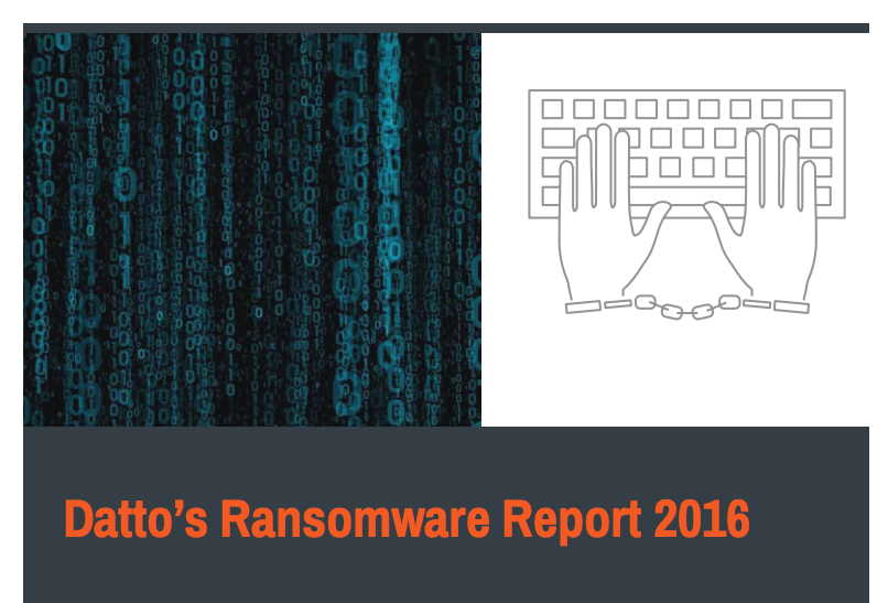 New Report Sheds Light on Recent Ransomware Threats to Small Businesses