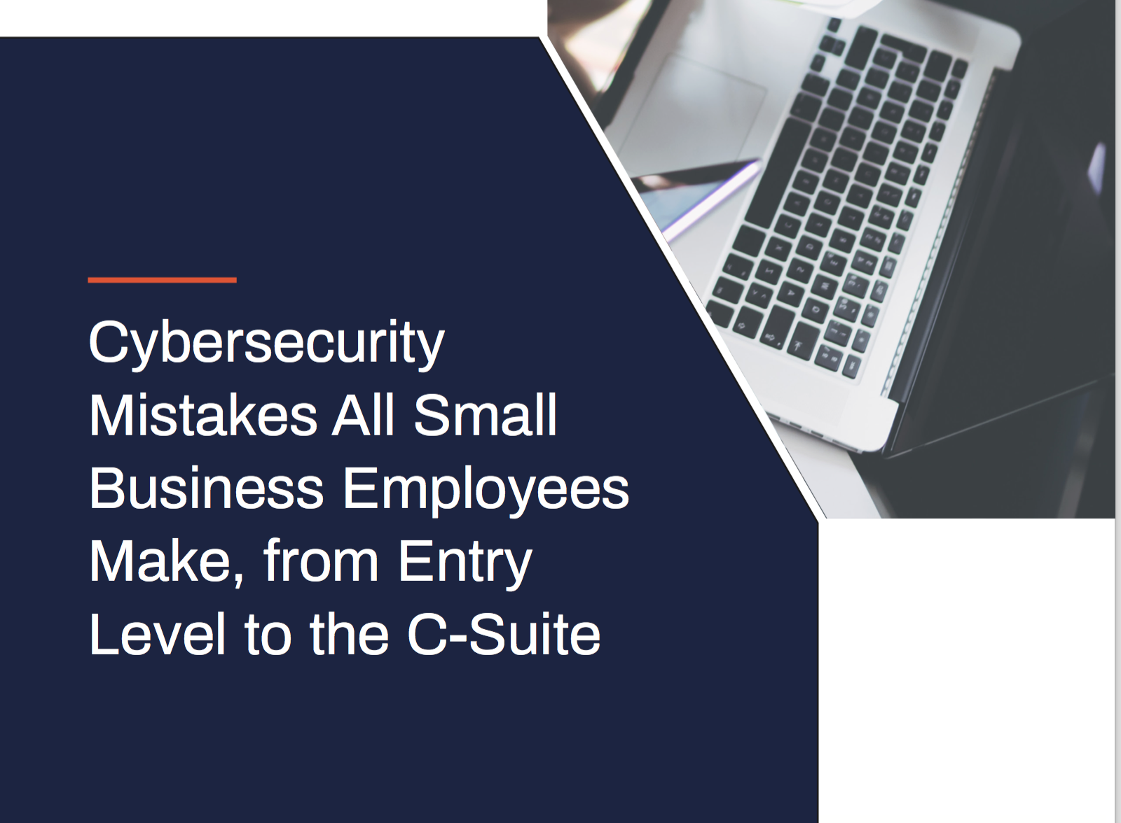 Switchfast Report: Small Businesses Are Too Complacent with Cybersecurity