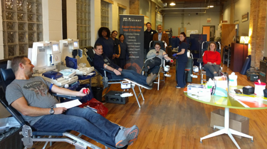 Switchfast's 2nd Annual Community Blood Drive