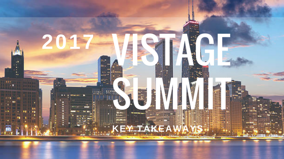 Key Takeaways from Vistage Executive Summit 2017